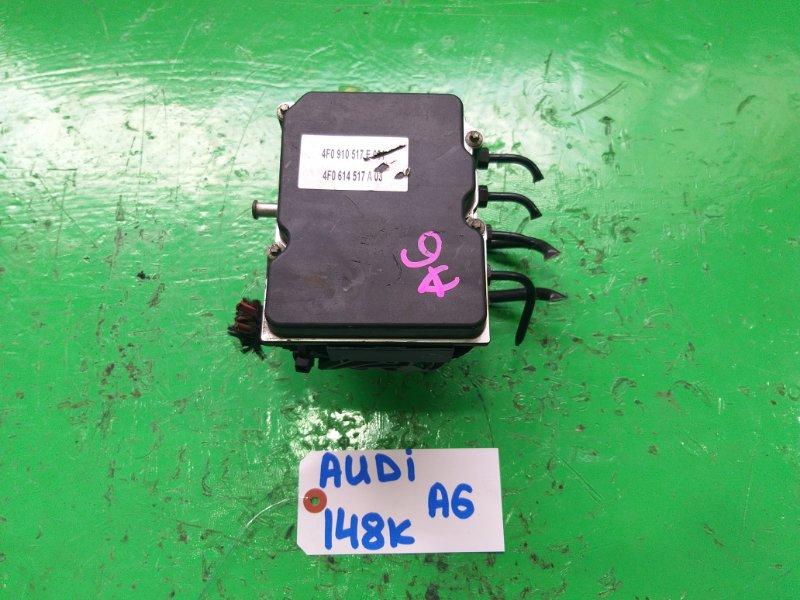Блок abs Audi A6 WAUZZZ4F25N034299 (б/у)