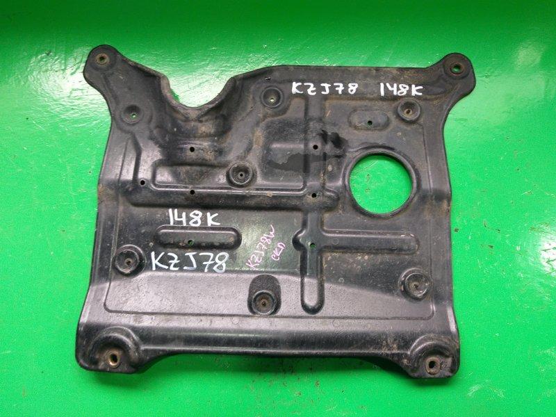 Защита двигателя Toyota Prado KZJ78 (б/у)
