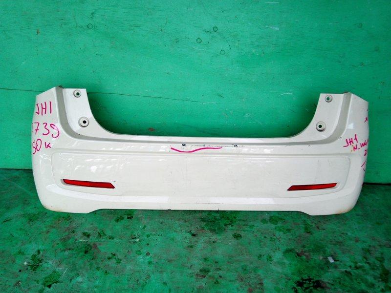 Бампер Honda N-Wgn JH1 задний (б/у)