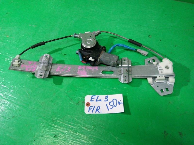 Стеклоподъемник Honda Orthia EL3 B20B передний правый (б/у)