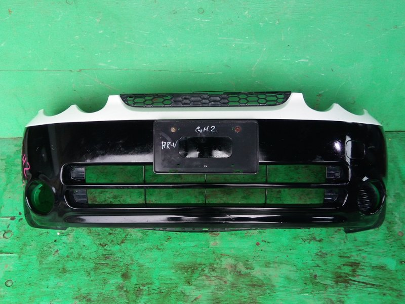 Бампер Honda Hrv GH2 передний (б/у)