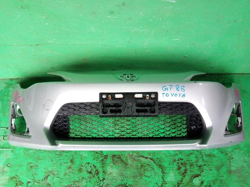 Бампер Toyota Gt86 ZN6 передний (б/у)
