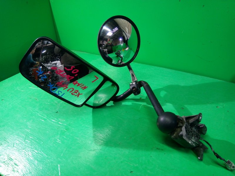 Зеркало Hino Dutro XZU414 2005 левое (б/у)