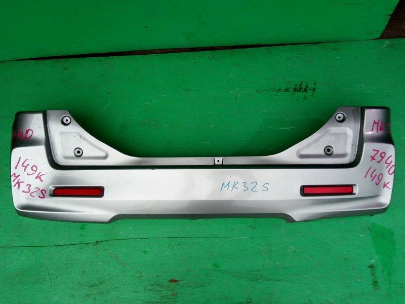 Бампер Suzuki Spacia MK32S задний (б/у)