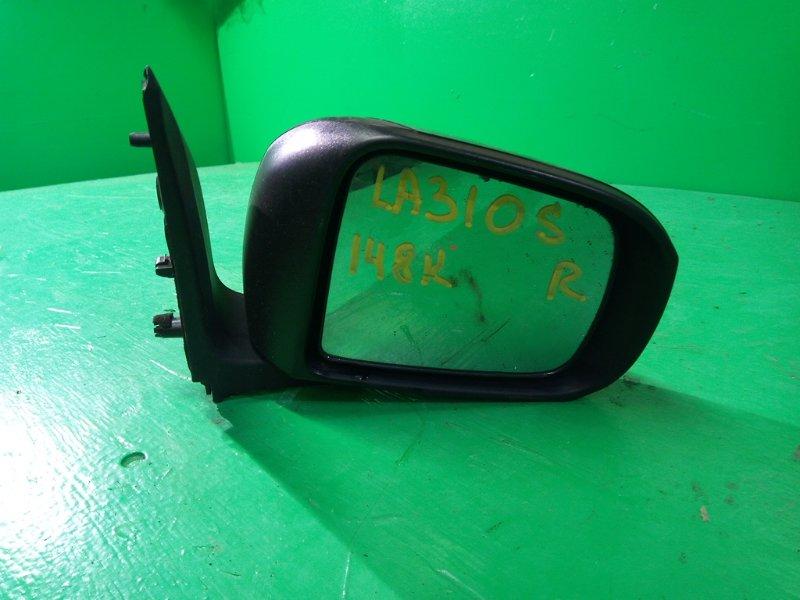 Зеркало Daihatsu Move LA110S правое (б/у)