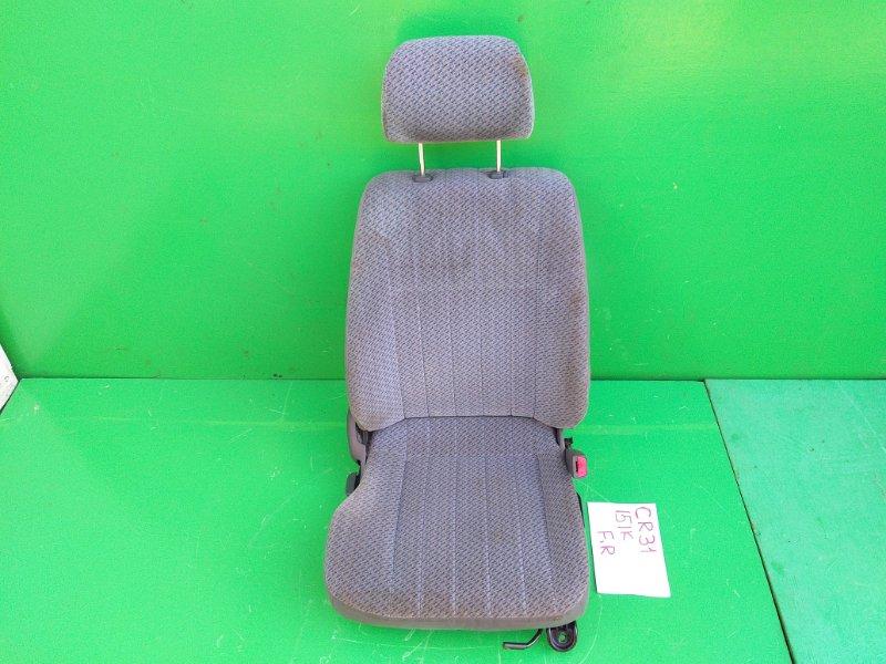 Сиденье Toyota Town Ace CR31 переднее правое (б/у)