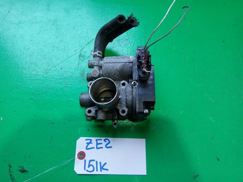 Дроссельная заслонка Honda Insight ZE2 LDA (б/у)