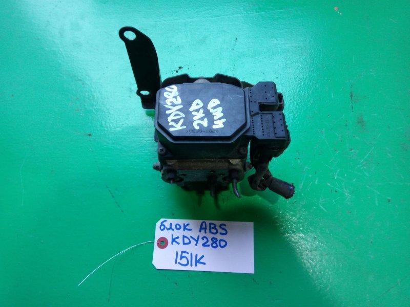 Блок abs Toyota Dyna KDY280 (б/у)