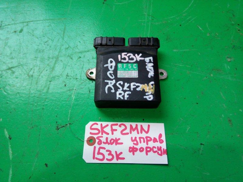 Блок управления форсунками Mazda Bongo SKF2MN RF-TE (б/у)