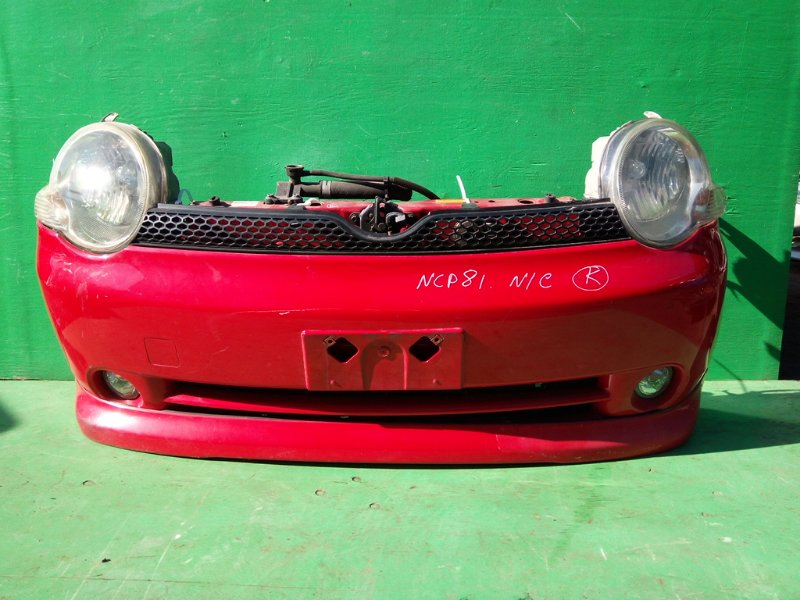 Ноускат Toyota Sienta NCP81 (б/у)