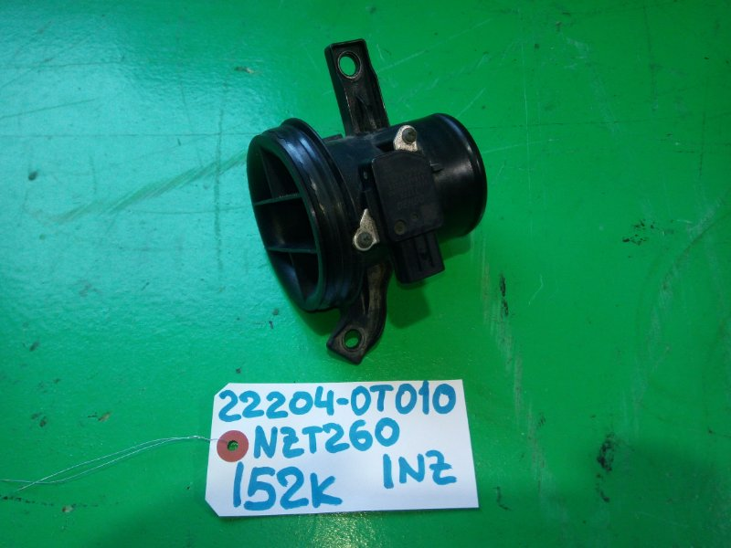 Датчик потока воздуха Toyota Allion NZT260 (б/у)