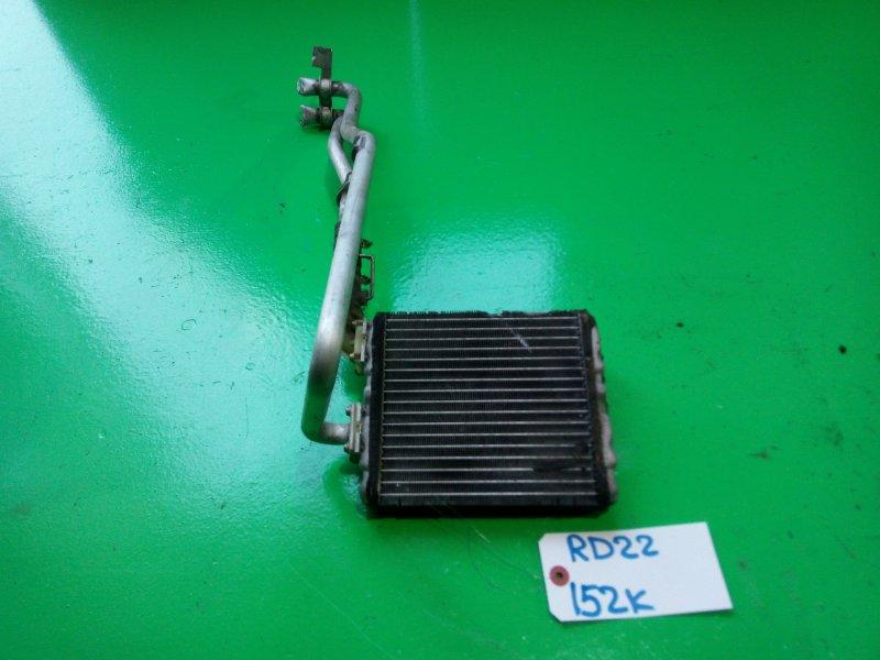 Радиатор печки Nissan Datsun D22 (б/у)