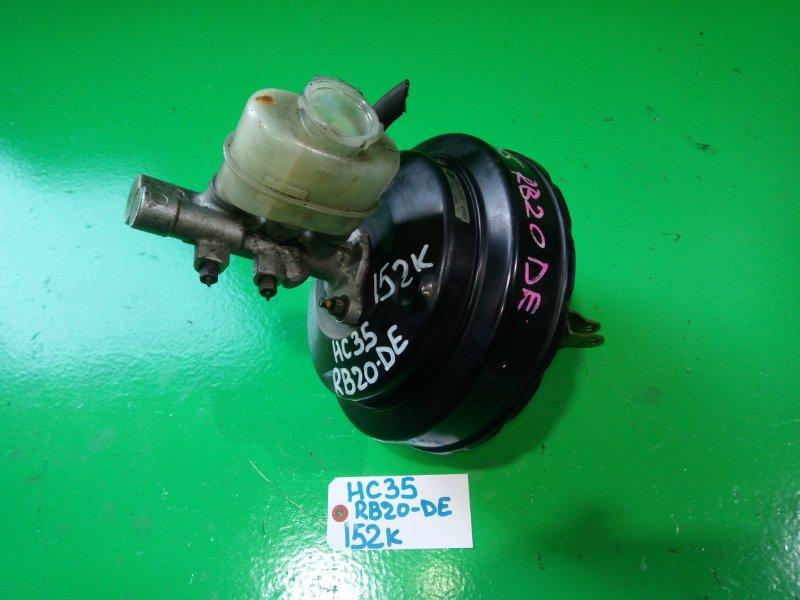 Главный тормозной цилиндр Nissan Laurel C35 (б/у)