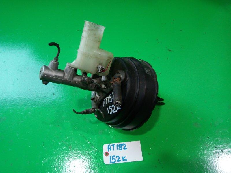 Главный тормозной цилиндр Toyota Carina AT192 (б/у)