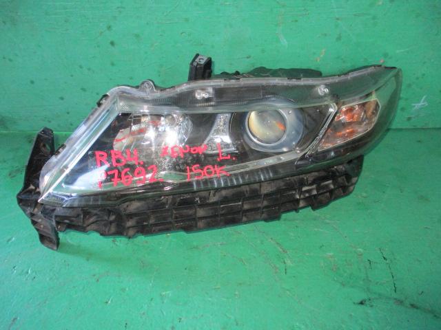 Фара Honda Odyssey RB4 левая (б/у)