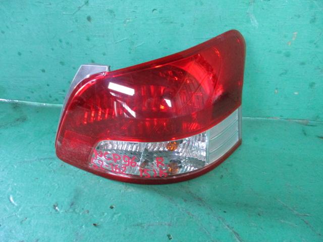 Стоп-сигнал Toyota Belta NCP96 правый (б/у)
