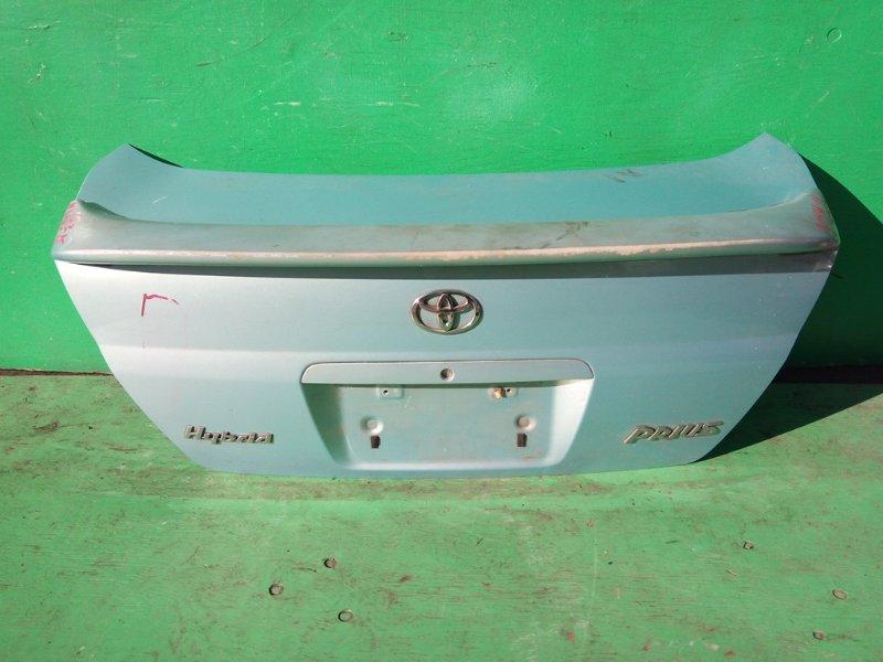 Крышка багажника Toyota Prius NHW11 (б/у)