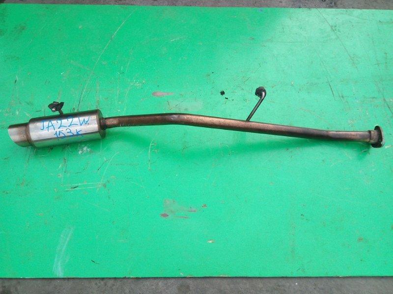Глушитель Suzuki Jimny JA22W K6A (б/у)