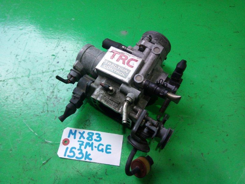 Дроссельная заслонка Toyota Mark Ii MX83 7M-GE (б/у)