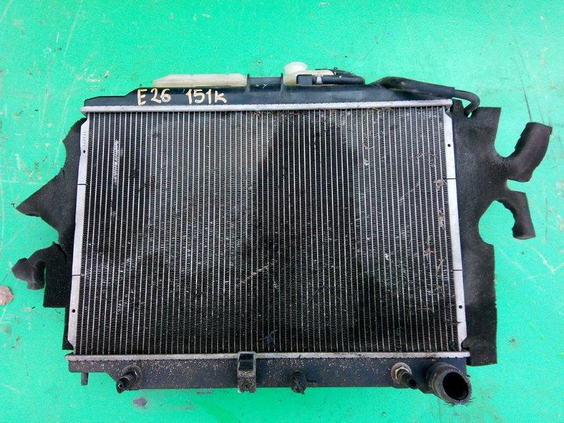 Радиатор основной Nissan Nv350 Caravan E26 YD25-DDTI (б/у)