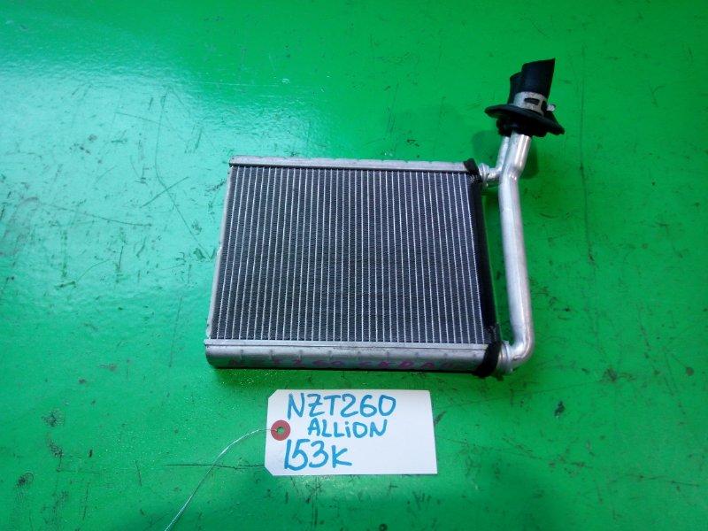 Радиатор печки Toyota Allion NZT260 (б/у)