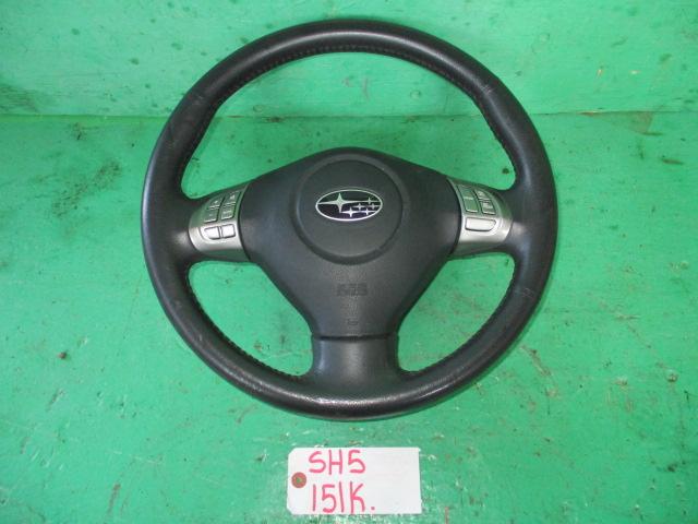 Руль с airbag Subaru Forester SH5 (б/у)