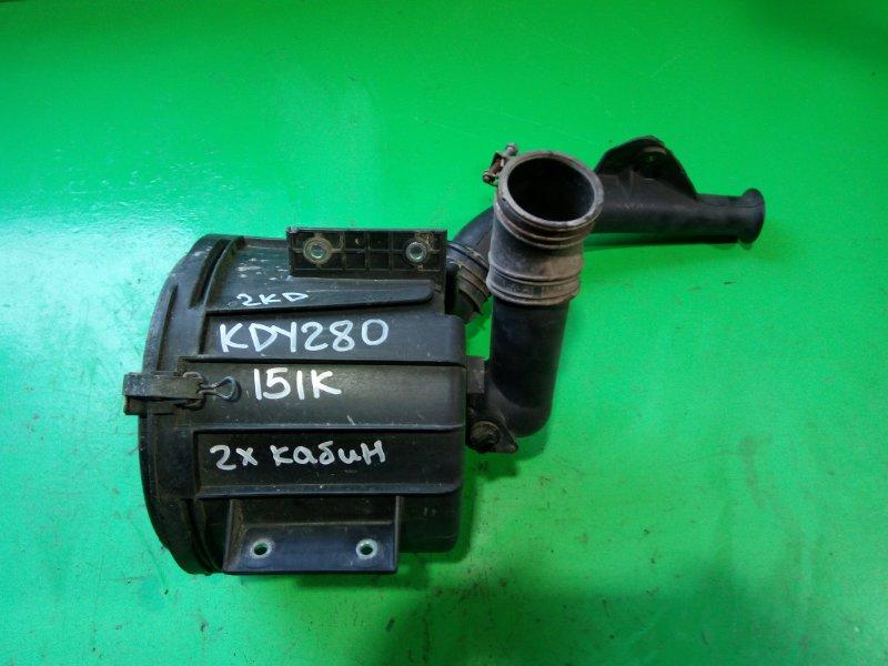 Корпус воздушного фильтра Toyota Dyna KDY280 2KD-FTV (б/у)