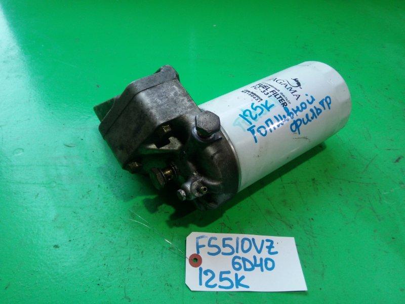 Крепление топливного фильтра Mitsubishi Fuso FS510VZ 6D40 (б/у)