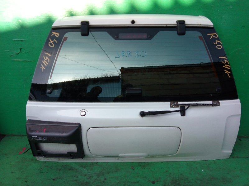Дверь задняя Nissan Terrano Regulus R50 (б/у)