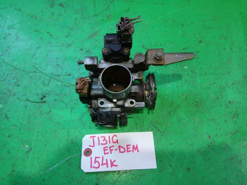 Дроссельная заслонка Daihatsu Terios J131G EF-DEM (б/у)