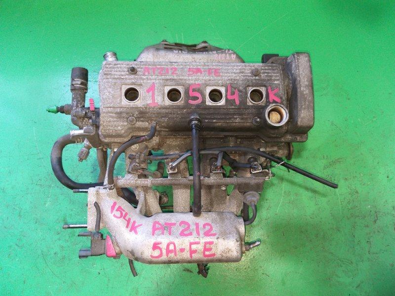 Головка блока цилиндров Toyota Carina AT212 5A-FE (б/у)