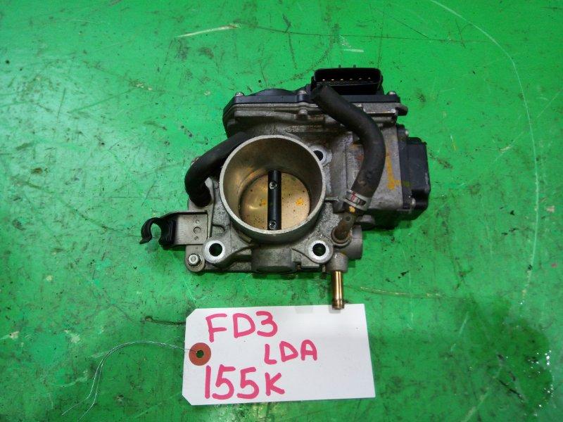 Дроссельная заслонка Honda Civic FD3 LDA (б/у)