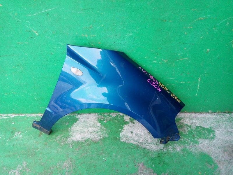 Крыло Suzuki Sx4 YB11S переднее правое (б/у)