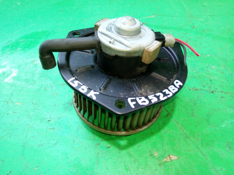 Мотор печки Mitsubishi Canter FB523BA (б/у)