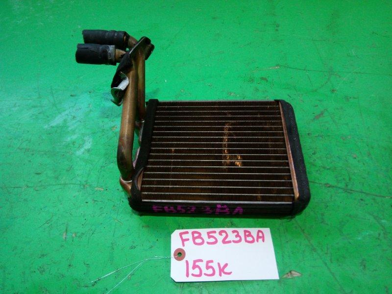 Радиатор печки Mitsubishi Canter FB523BA (б/у)
