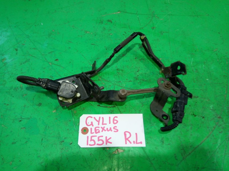 Корректор фар Lexus Rx450H GYL16 задний левый (б/у)
