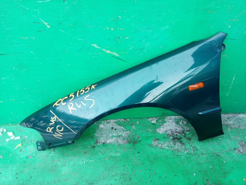 Крыло Honda Ascot CC5 переднее левое (б/у)