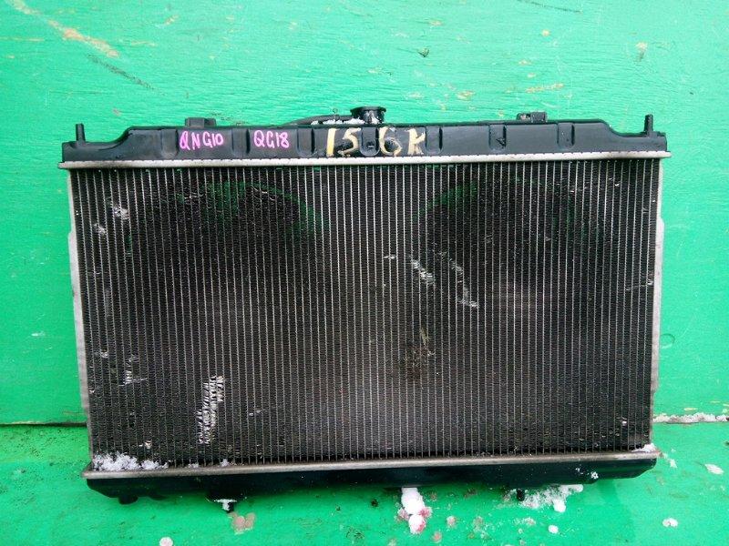 Радиатор основной Nissan Sylphy QNG10 QG18-DE (б/у)