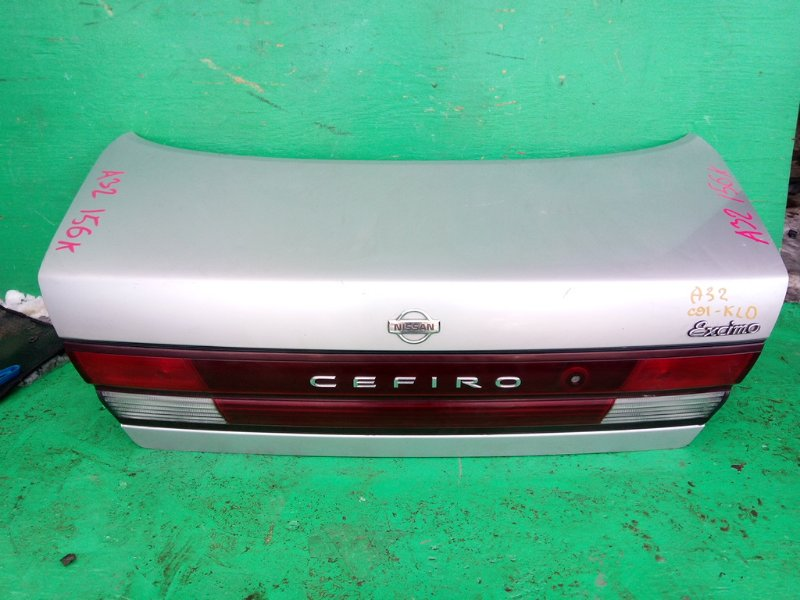 Крышка багажника Nissan Cefiro A32 (б/у)