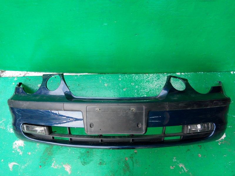 Бампер Bmw 318I E46 M44B передний (б/у)