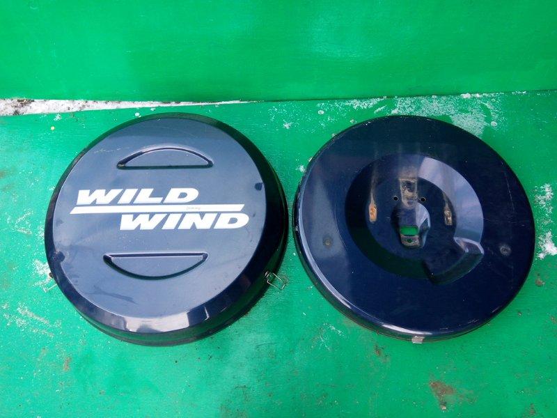Колпак запасного колеса Suzuki Jimny JB23W (б/у)