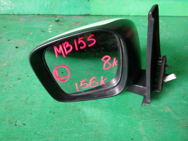 Зеркало Mitsubishi Delica D2 MB15S левое (б/у)