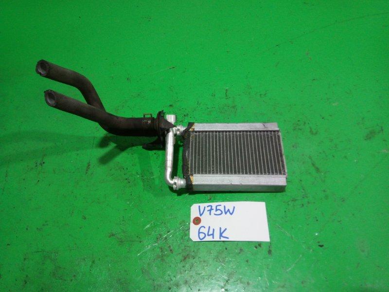 Радиатор печки Mitsubishi Pajero V75W (б/у)