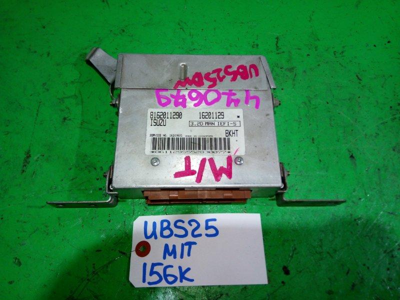Компьютер Isuzu Bighorn UBS25 6VD1 (б/у)