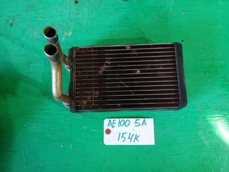 Радиатор печки Toyota Sprinter AE100 (б/у)