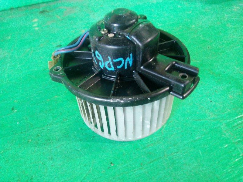 Мотор печки Toyota Ist NCP61 (б/у)