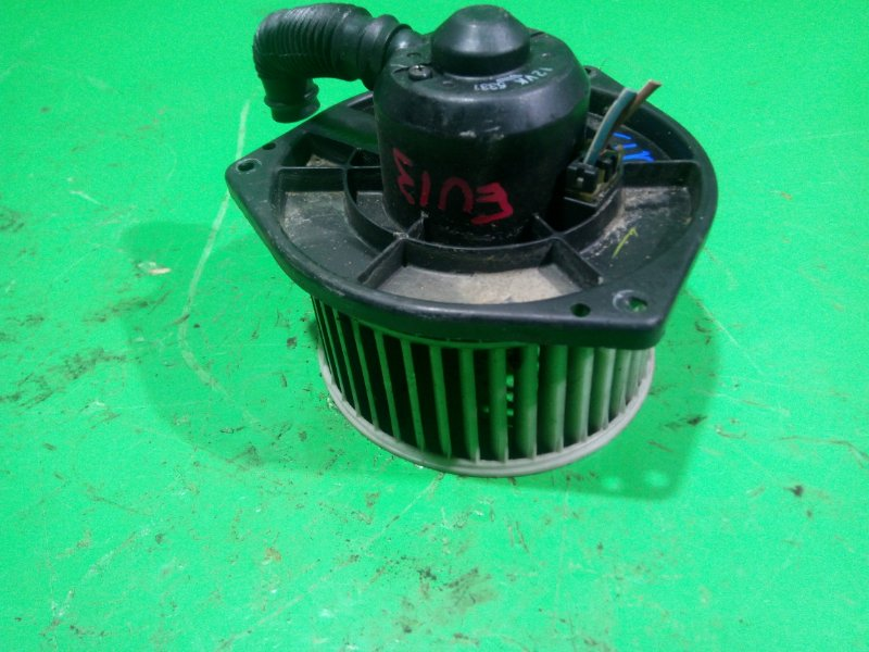 Мотор печки Nissan Bluebird U13 (б/у)