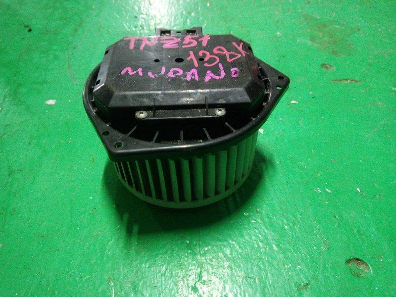 Мотор печки Nissan Murano Z51 (б/у)