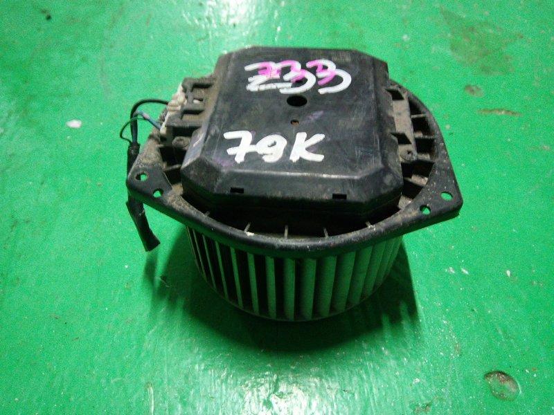 Мотор печки Nissan Fairlady Z Z33 (б/у)