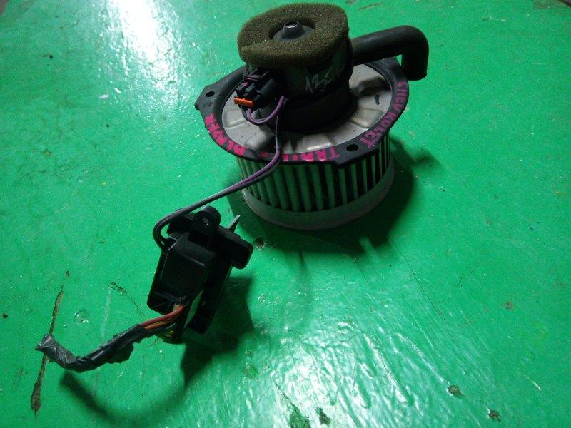 Мотор печки Chevrolet Trailblazer GMT360 (б/у)